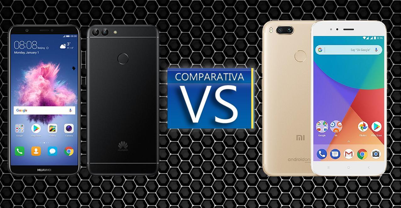 Comparativa Huawei P Smart Xiaomi Mi A1 (4)