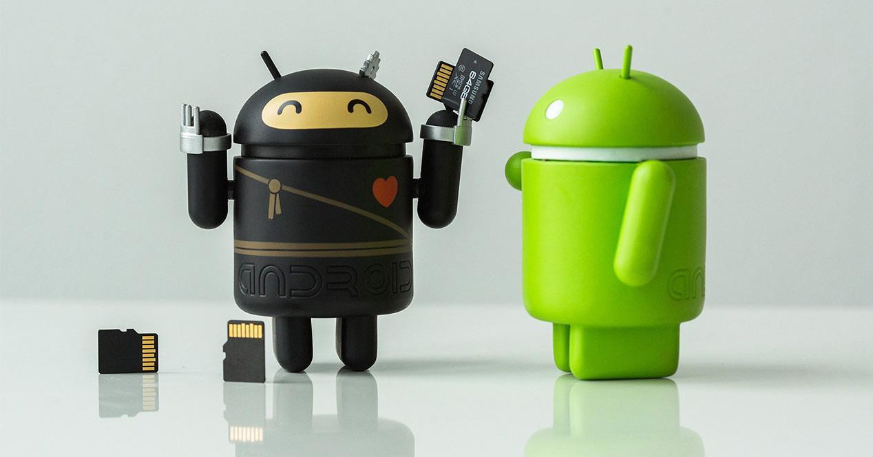 memoria Android