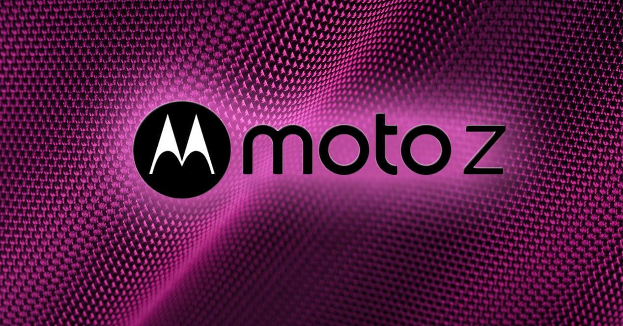 logo del Motorola Moto Z