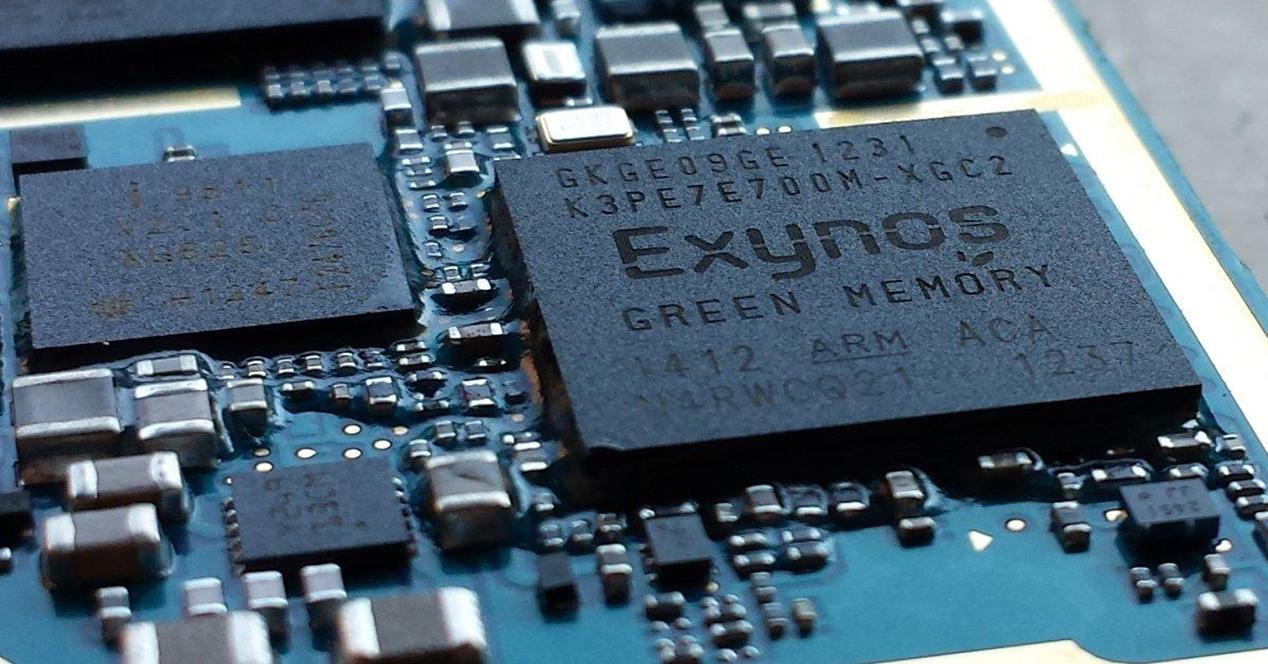 Procesador Samsung Exynos 7872
