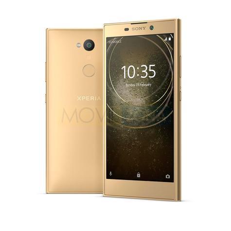 Sony Xperia L2 dorado