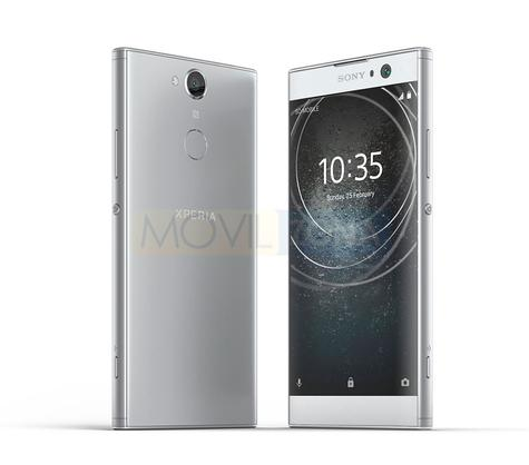 Sony Xperia XA2 plateado
