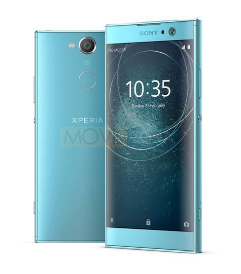 Sony Xperia XA2 azul