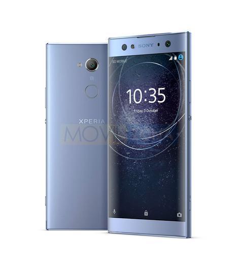 Sony Xperia XA2 Ultra azul
