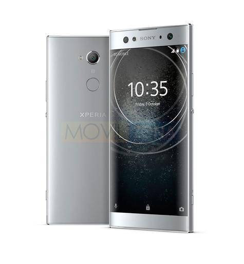 Sony Xperia XA2 Ultra plata