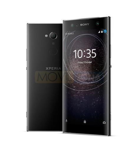 Sony Xperia XA2 Ultra negro