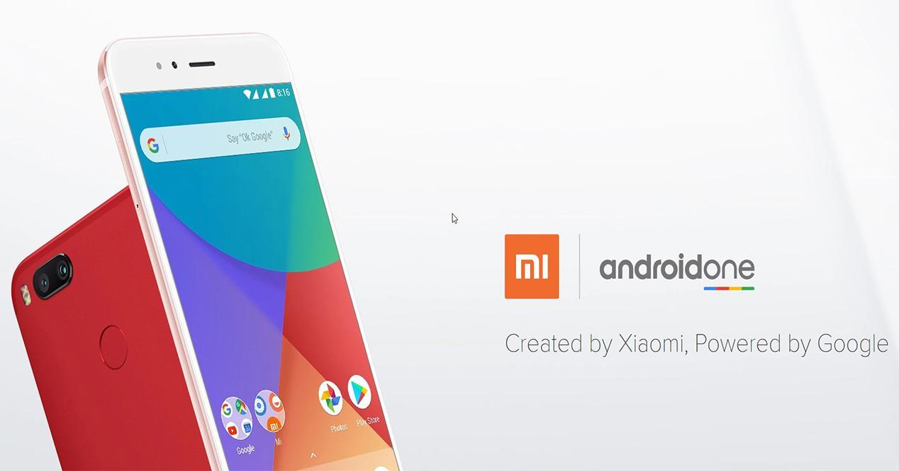 Xiaomi Mi A1 con Android One