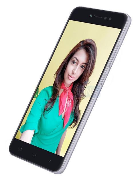 Xiaomi Redmi Y1 negro