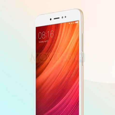 Xiaomi Redmi Y1 blanco con Android