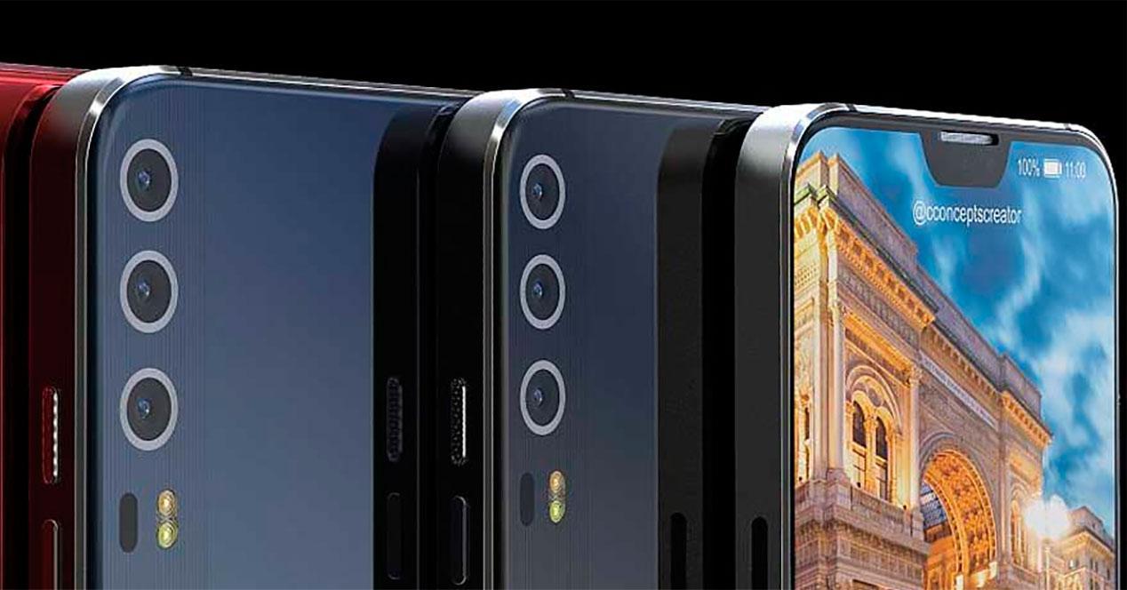 Versiones del Huawei P20