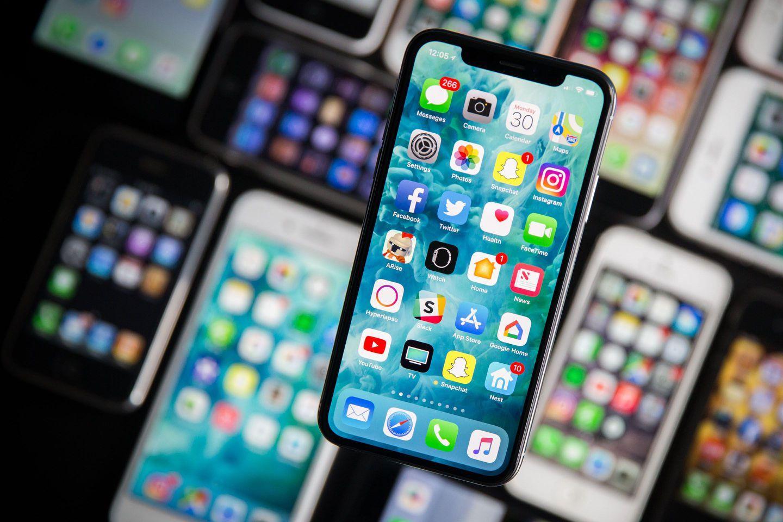 iPhone X iOS 11