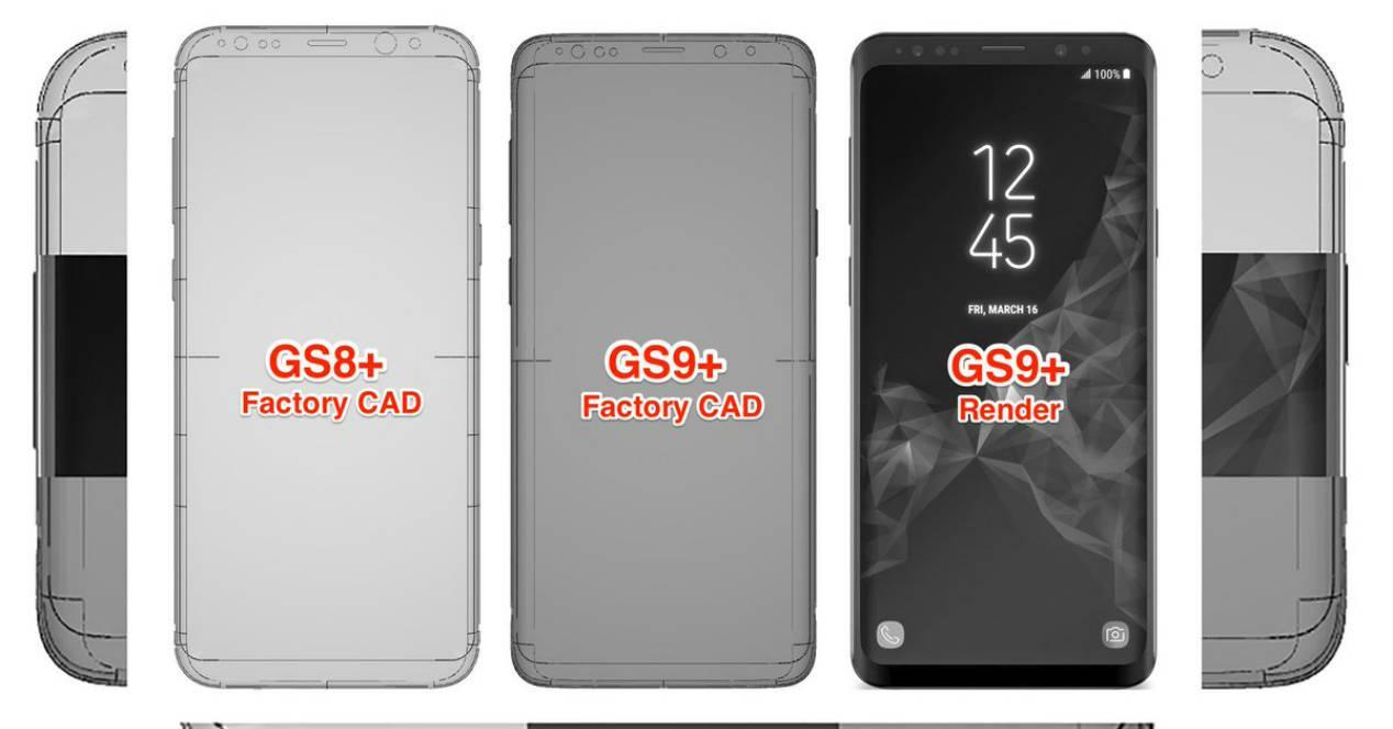 marcos Galaxy S9+
