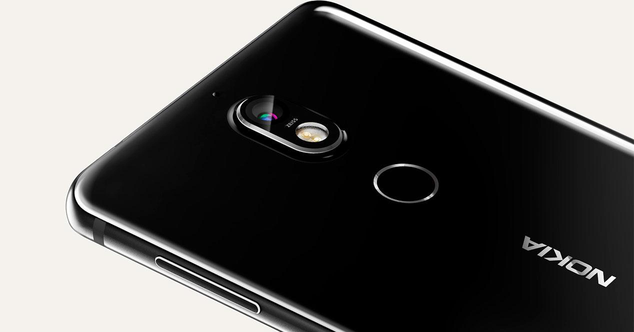 ficha técnica del Nokia 7 Plus