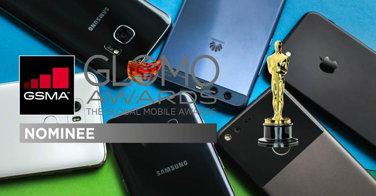 Global Mobile Awards 2018