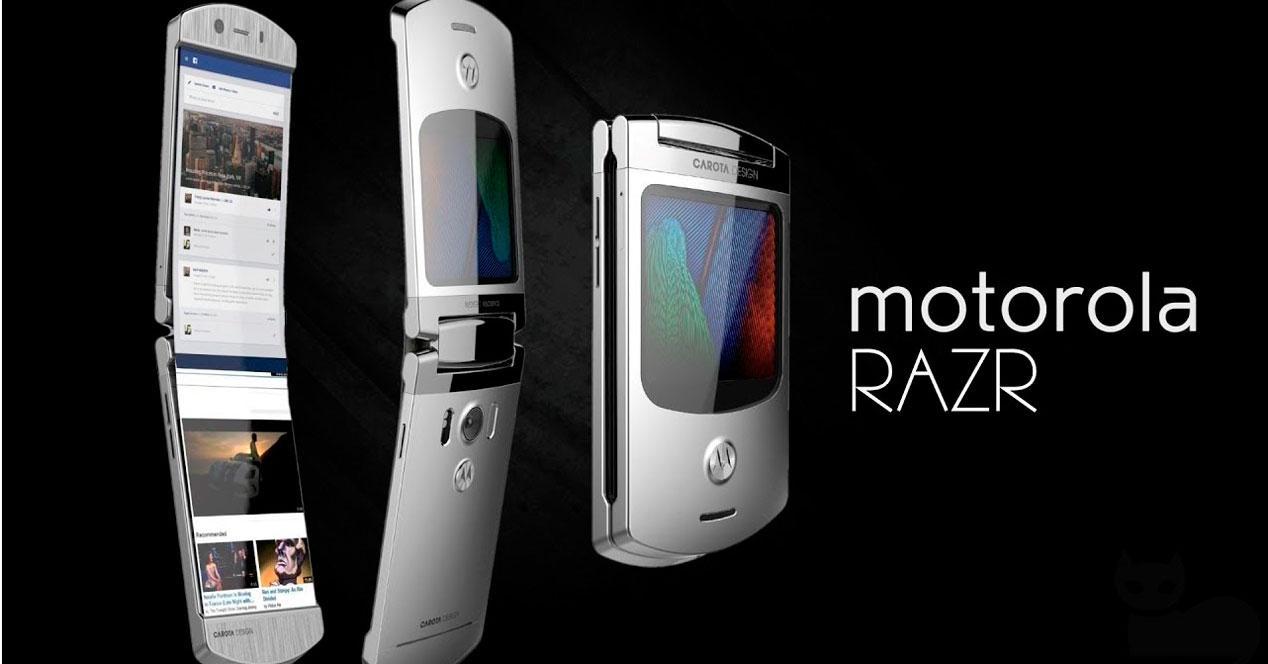 Motorola RAZR 2018