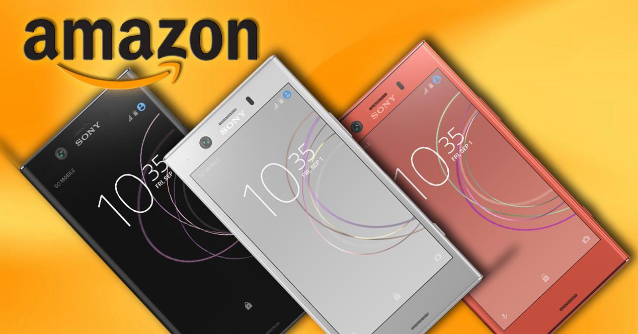 Oferta en smartphones de Amazon