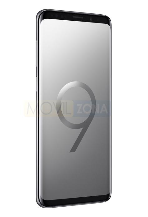 Samsung Galaxy S9+ gris