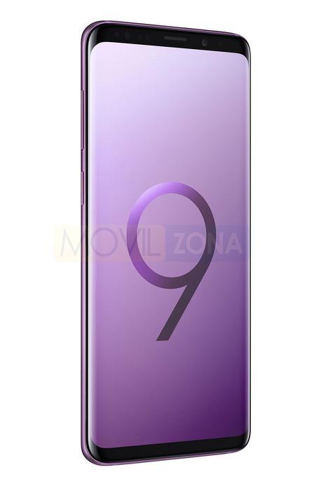 Samsung Galaxy S9+ rosa