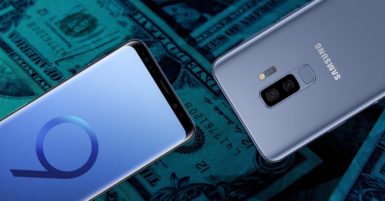 Descuentos en el Galaxy S9 con el plan Samsung Renove