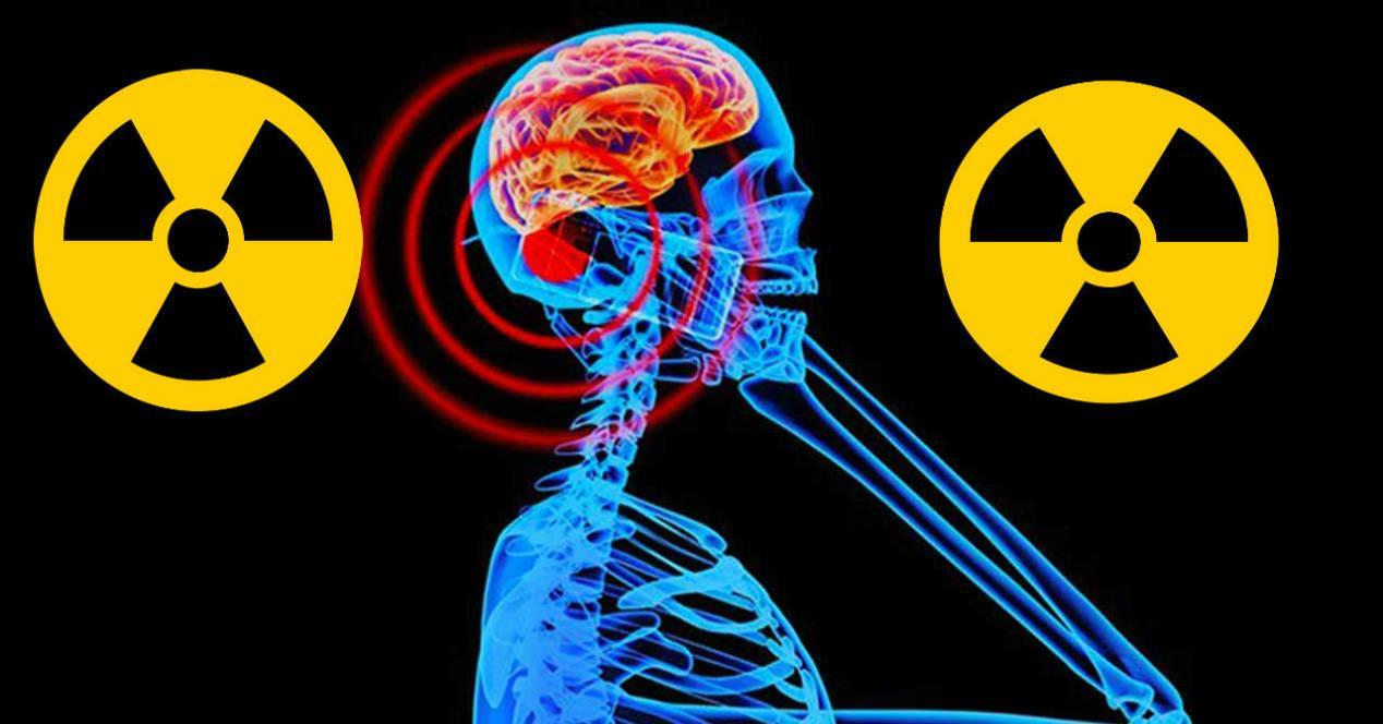 radiacion SAR