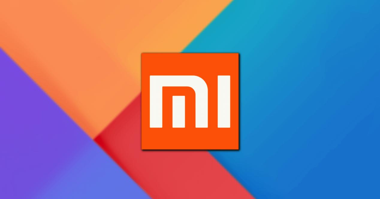 Xiaomi mi 7 logo