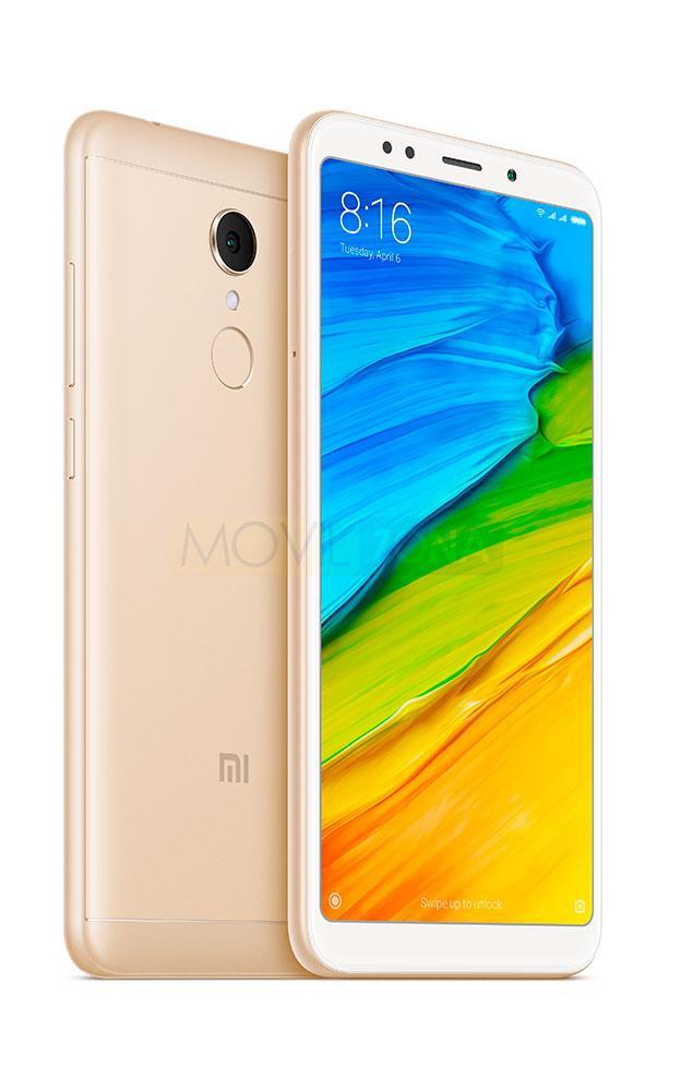 Xiaomi Redmi 5 dorado