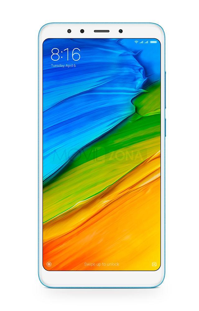 Xiaomi Redmi 5 blanco