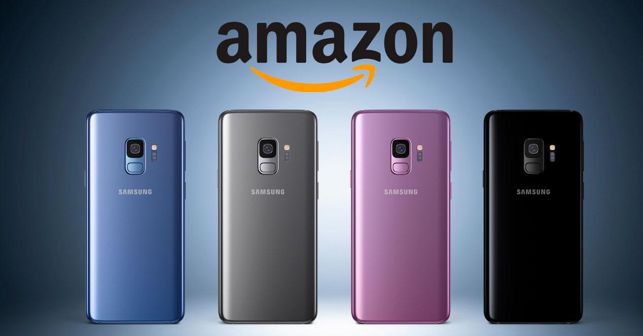 Amazon Samsung Galaxy S9
