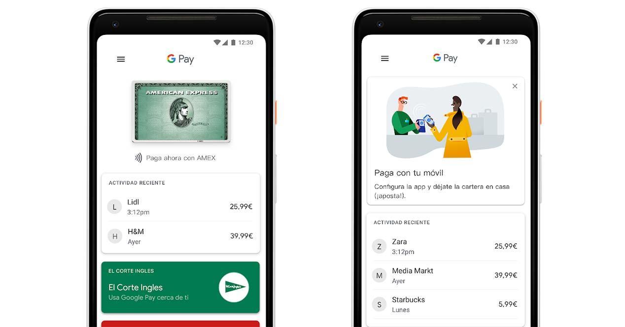 Google Pay llega a España