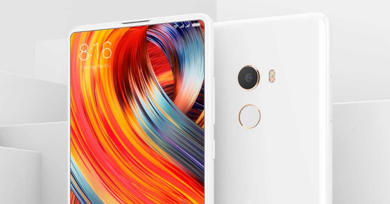 vídeo del Xiaomi Mi Mix 2S