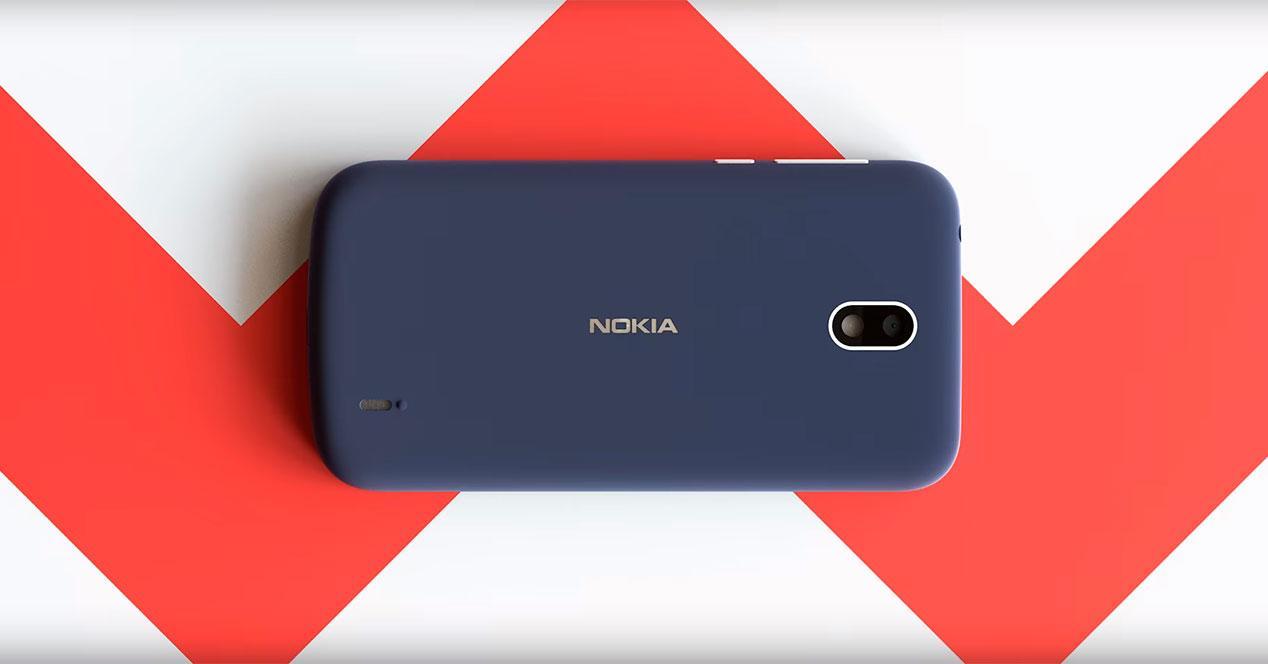 Características del Nokia 1