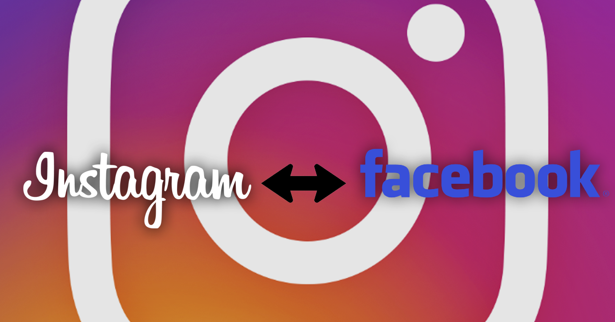 compartir contenido de instagram en facebook