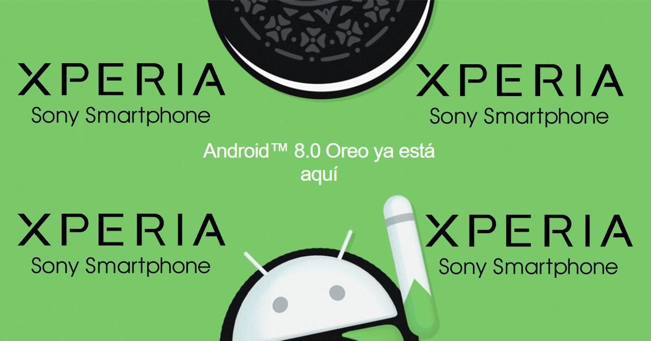 Actualizar el Sony Xperia XA1