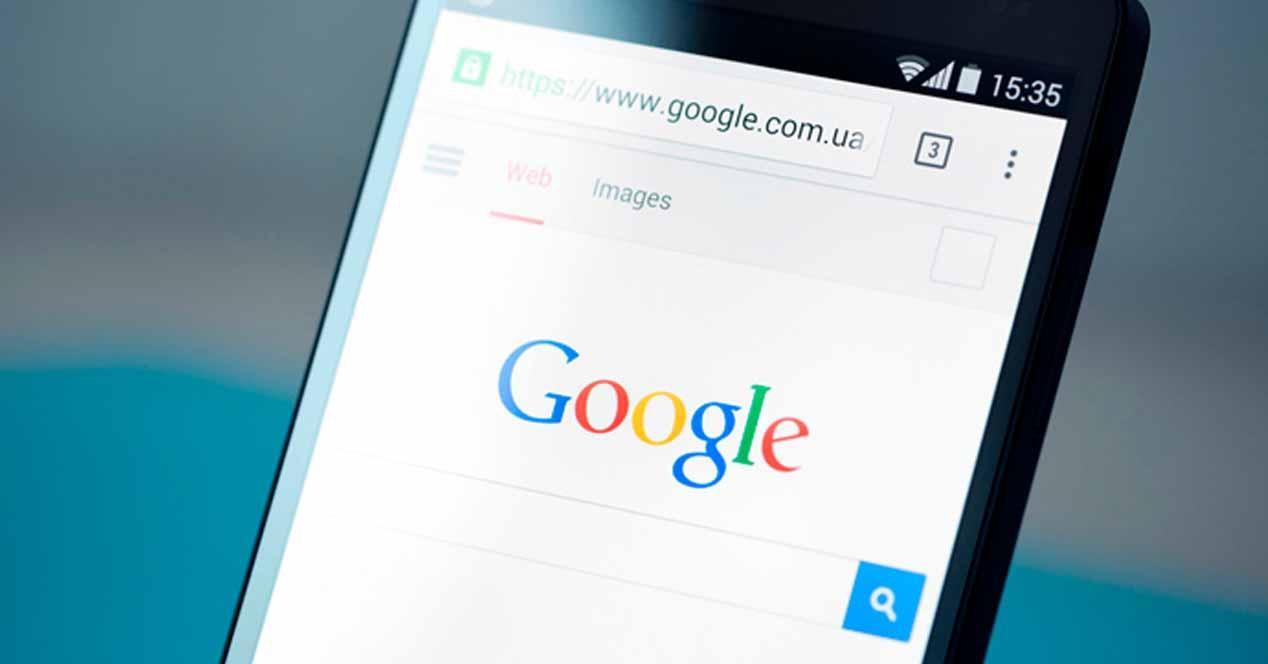 Chrome 65 para Android