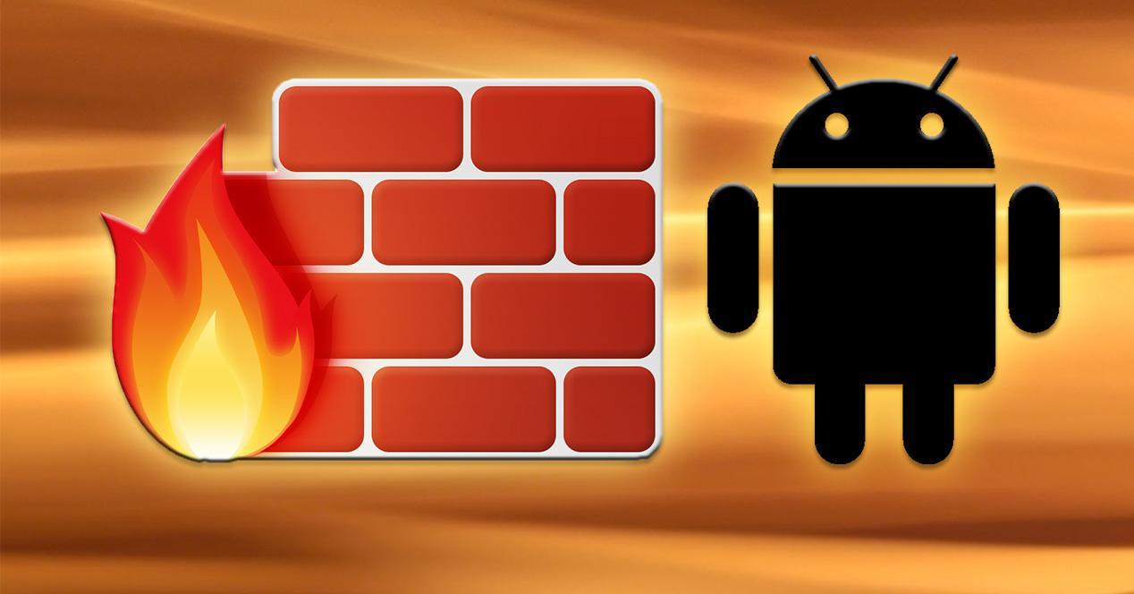 Cortafuegos para Android