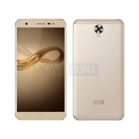 Elephone A1 color dorado