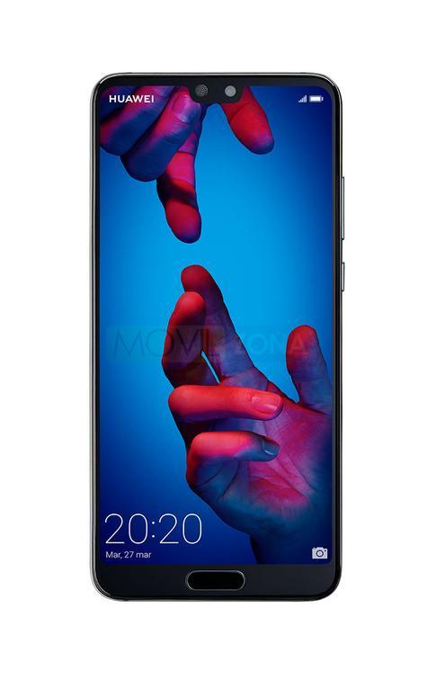 Huawei P20 frontal