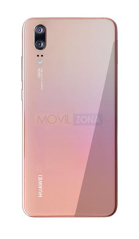 Huawei P20 rosa
