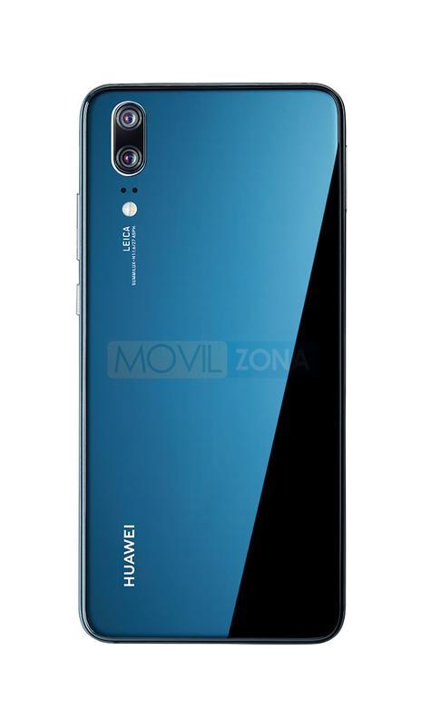 Huawei P20 azul