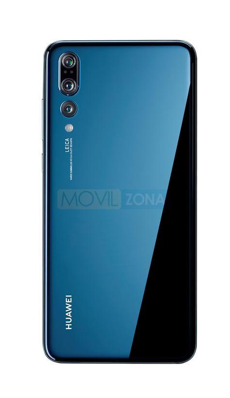 Huawei P20 Pro cámara trasera