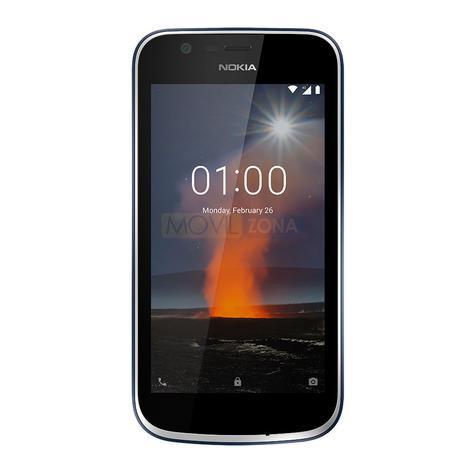 Nokia 1 amarillo