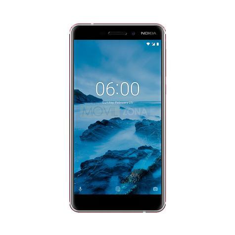 Nokia 6 negro