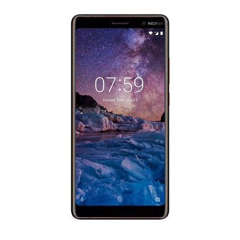 Nokia 7 Plus negro