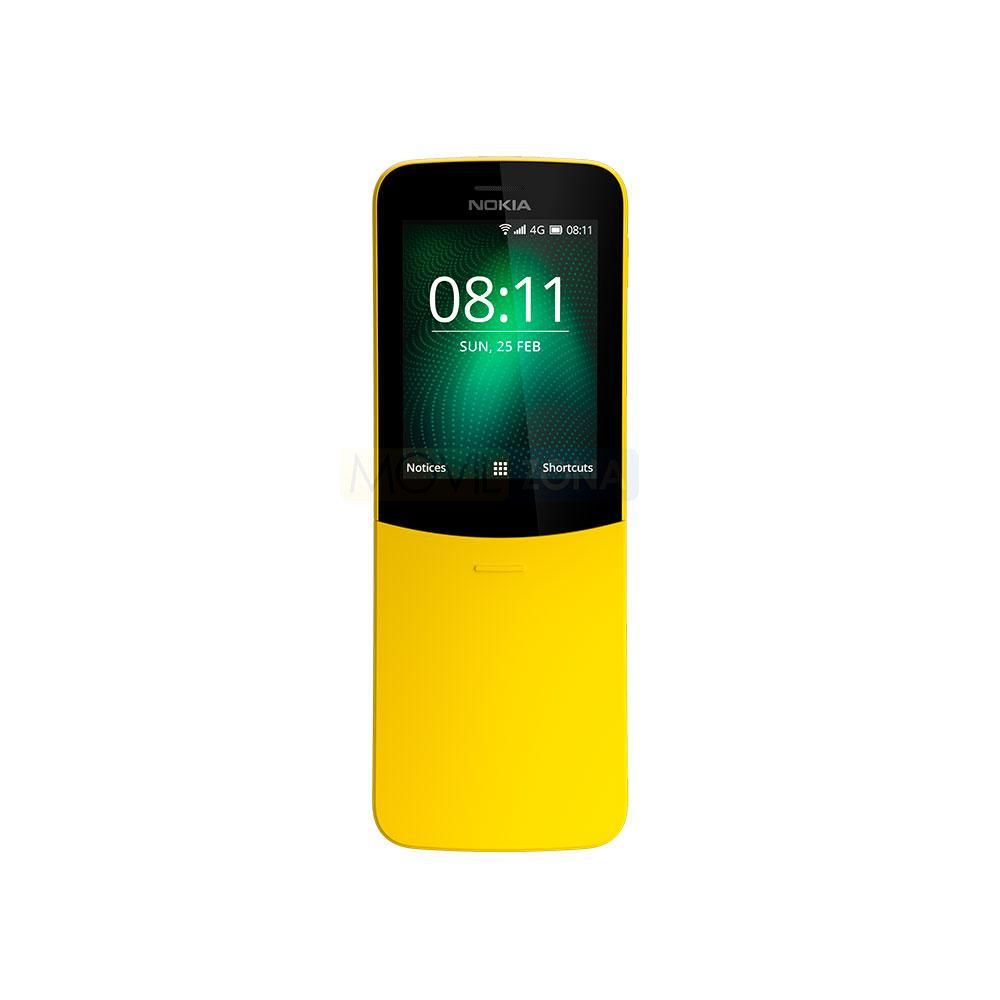 Nokia 8110 amarillo cerrado