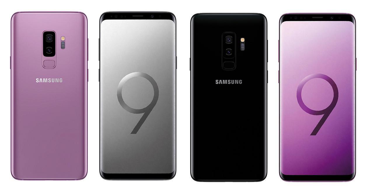 pantalla para el Samsung Galaxy S9