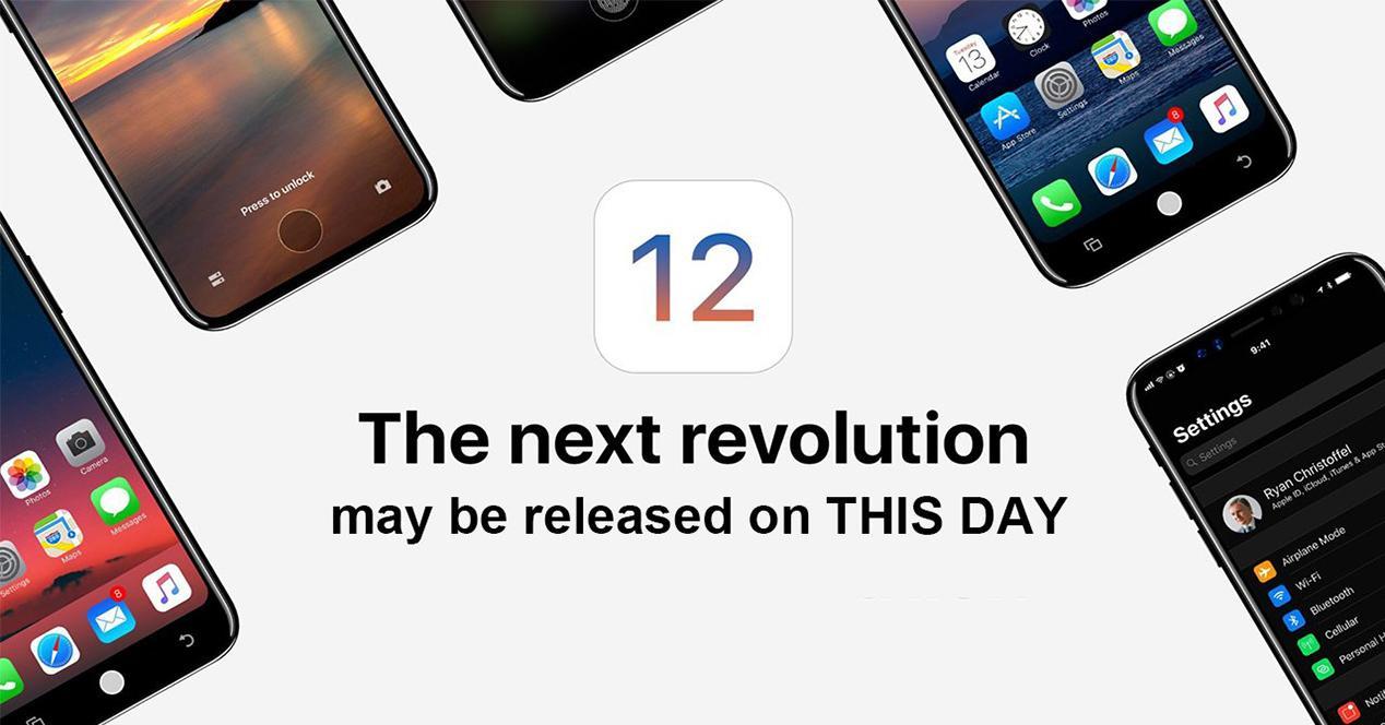 Anuncio del WWDC 2018 con iOS 12