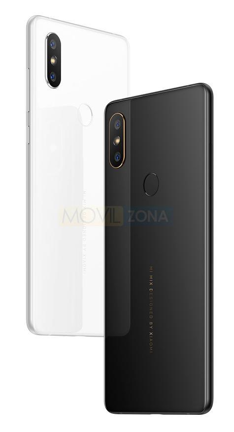Xiaomi Mi Mix 2S en color negro