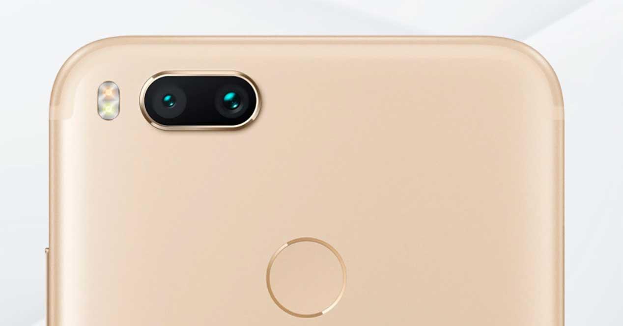 zoom en el Xiaomi Mi A1