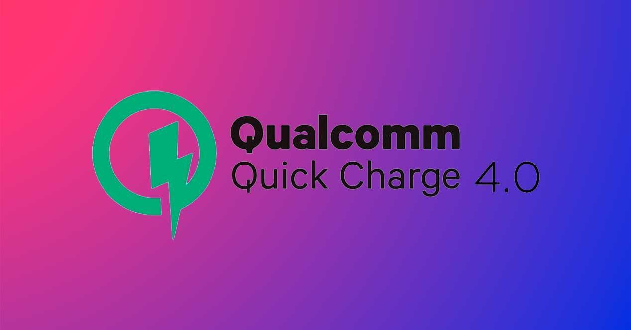 móviles compatibles con Quick Charge 4.0