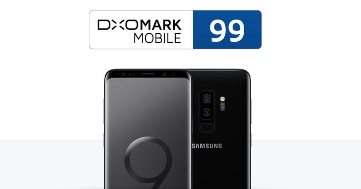 s9 plus dxomark